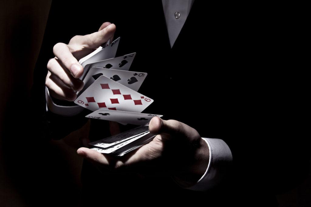 La magie c'est facile, apprenez comment devenir magicien.