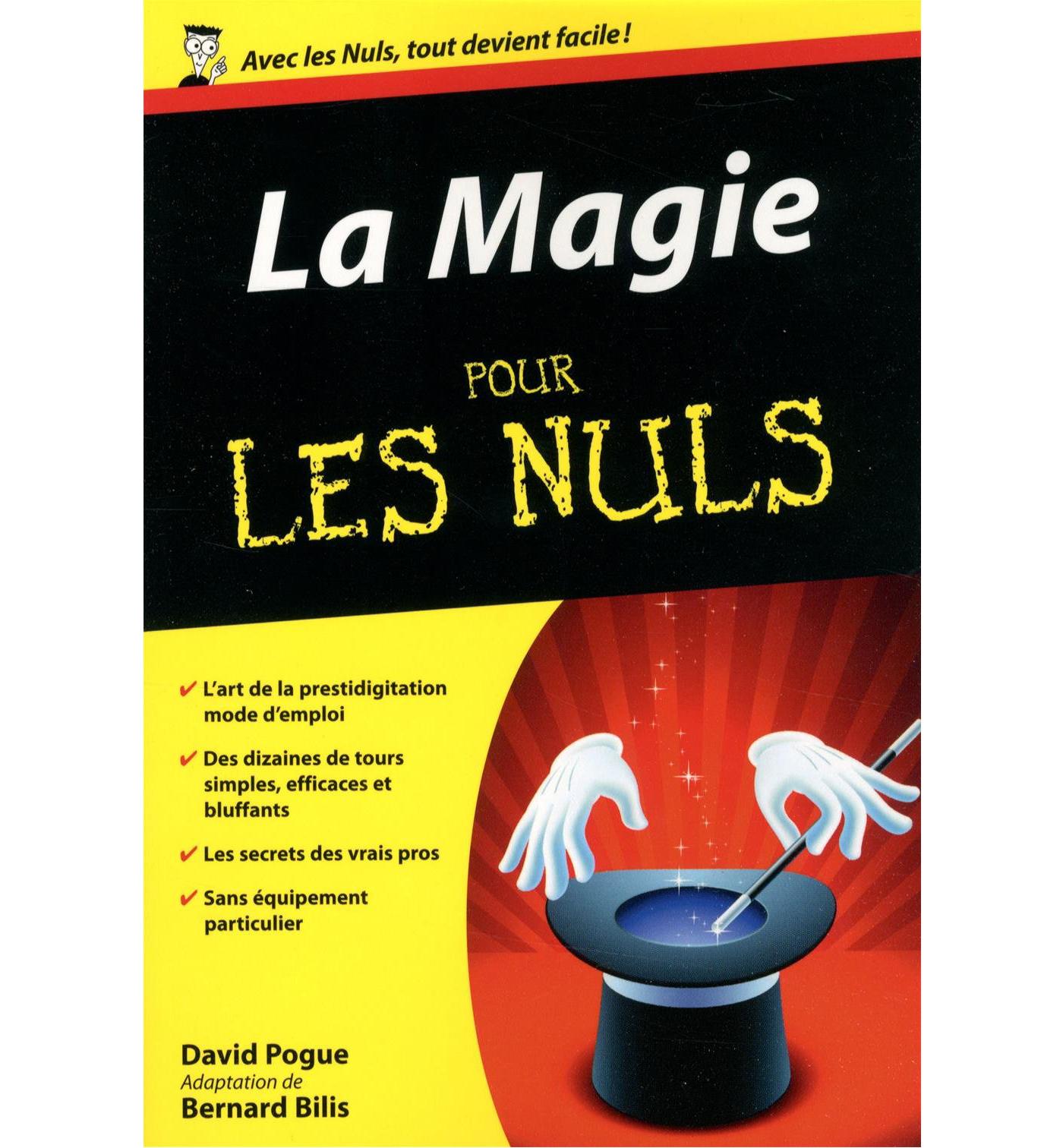 Pour apprendre la magie depuis zéro